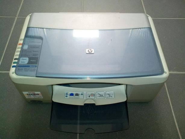 drukarka hp psc1210 all in one