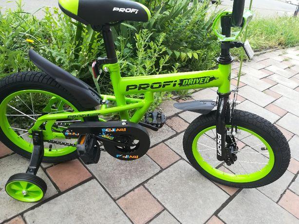 """Велосипед Profi 14"""".для детей выше 96 см,3 года и старше."""
