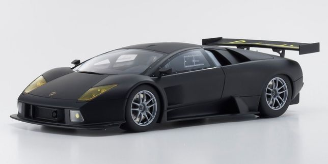 1/18 Lamborghini Murcielago R-GT - Kyosho