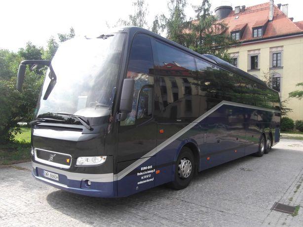 Autobus turystyczny VOLVO 9700 HD