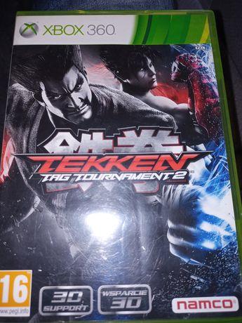 Tekken tag tournament 2 x-box 360