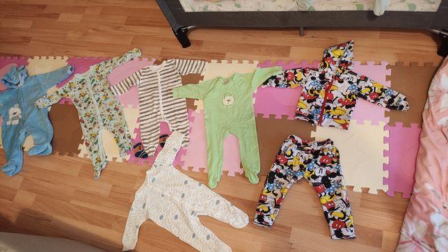 Пакет вещей для новорожденных, для малышей, одежда в роддом
