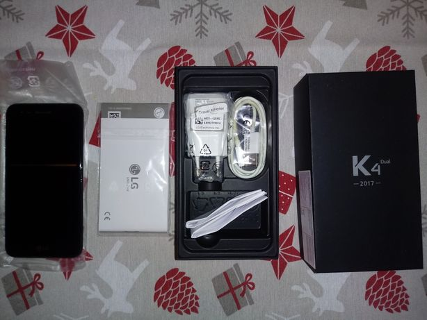 Telefon LG K4 Dual 2017