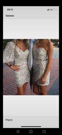Sukienka lou bizua