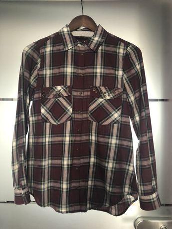 Koszula Zara S kratka