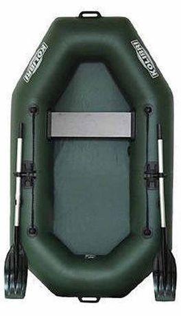 Лодка надувная гребная Kolibri К-220 б/у в отличном состоянии