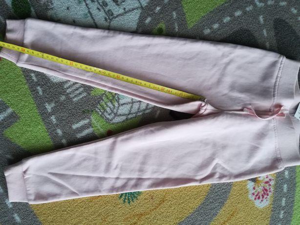 Spodnie dresowe, bawełniane 104-110