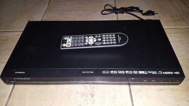 Odtwarzacz DVD CD Divx Ferguson DVP868HD