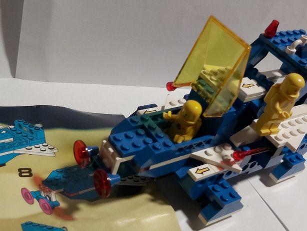 Lego classic space 6892 bardzo rzadki model!! Unikat jak nowy