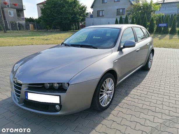 Alfa Romeo 159 Bezwypadkowa, Doinwestowana