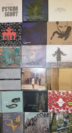 Coleção de CDs Música alternativa/independente (3 euros/CD)!