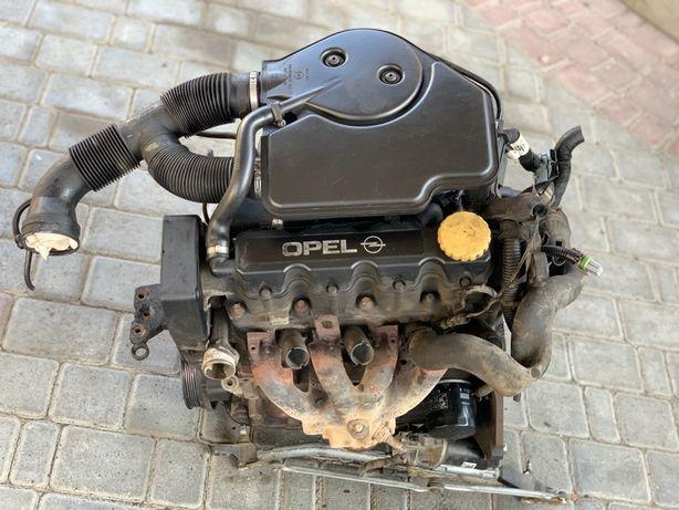 Мотор X16SZR Opel Vectra B / Astra G 1.6