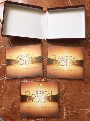 CD AUDIO. CLASSICAL GOLD. оригинал лицензия