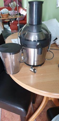 Philips wyciskarka soku 1× używana