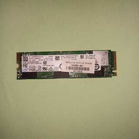 Intel SSDPEKNW512G8H 512GB M.2 m2 ssd ссд м2 512 отл.состояниее