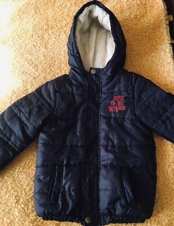 Продам куртку б/у (еврозима) в хорошем состоянии на мальчика 5-6 лет