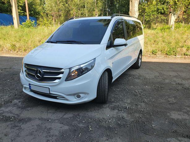 Mercedes-Benz Vito 447 2016 Long