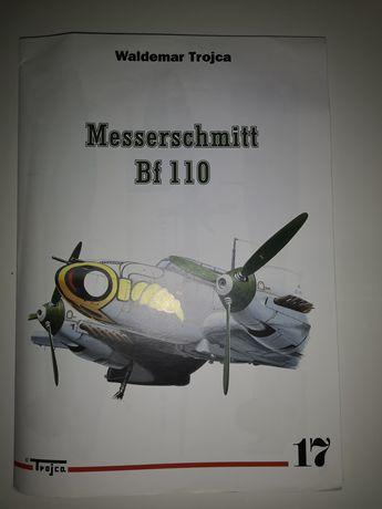Messerschmitt Bf 110 Waldemar Trojca nr 17