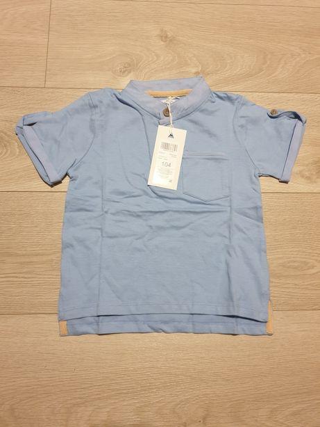 Koszulka na krotki rekaw r104 elegancka