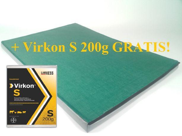 Mata przejściowa dezynfekcyjna 120x100 + Virkon S 200g GRATIS!