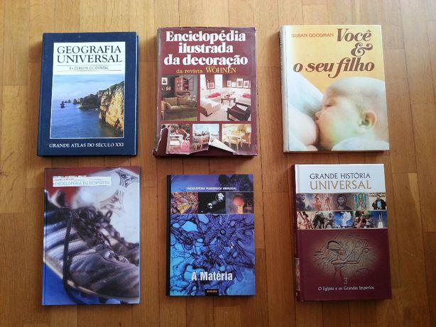 Livros vários (PROMOÇÕES)
