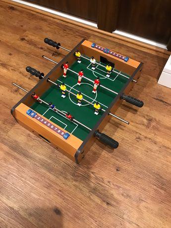 Piłkarzyki mini zestaw kompletny