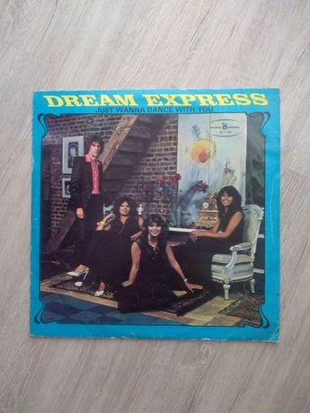 Dream Express. Just Wanna Dance With You. Winyl