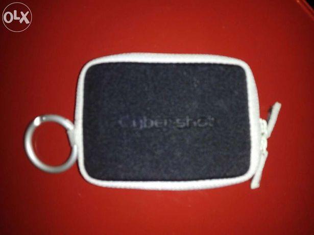 Bolsa Original para máquina fotográfica Sony Cibershot