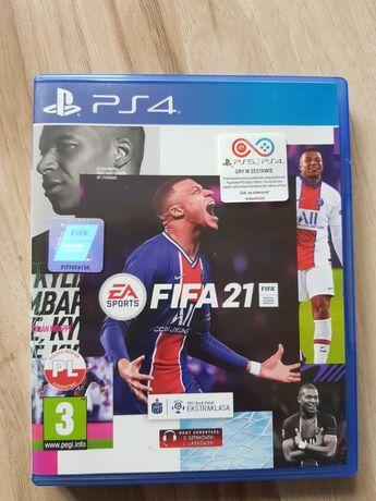 FIFA 21 PS4 okazja