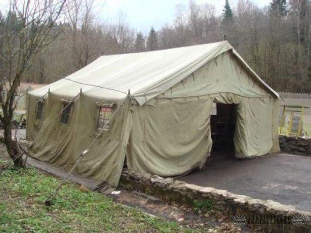 Палатка брезентовая зимняя УЗ-68 с утеплителем