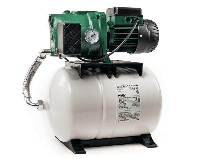DAB Pumps DAB AQUAJET-INOX 112 M-G Zestaw hydroforowy Białystok - image 1