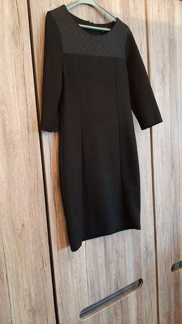 Sukienka czarna rozm. 38
