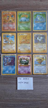 Pokemon cartas raras