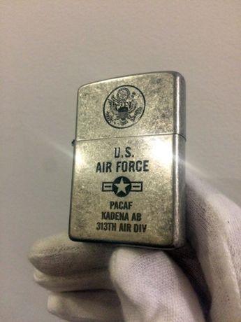 Zippo United States Air Force Lighter зажигалка воздушные силы Америки