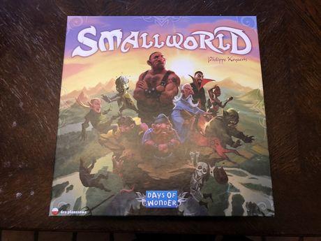 Smallworld - gra planszowa, stan idealny