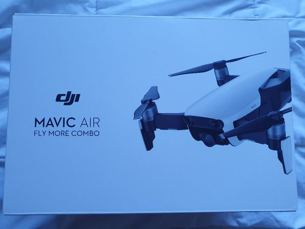 Dron Dji Mavic Air Combo