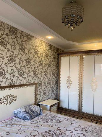 Продам трехкомнатную квартиру с ремонтом и мебелью.  OF