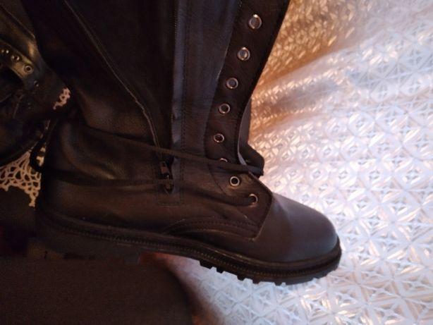 зимове шкіряне взуття 44.5 р