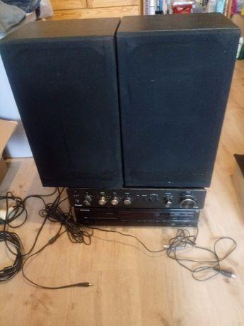 Kolumny Tonsil unitra 25 wat 8m wzmaczniacz cd player