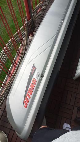 Jetbag 300 bagażnik dachowy. Stan bardzo dobry.