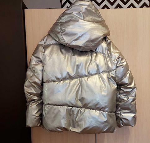 Kurtka Zara zimowa r.140