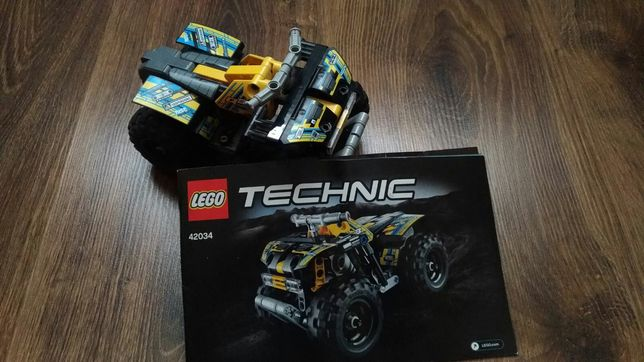 LEGO Technic 42034 оригінал