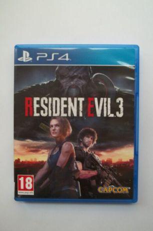 Ps 4 Resident Evil 3 Centrum Gier Grodzka 4