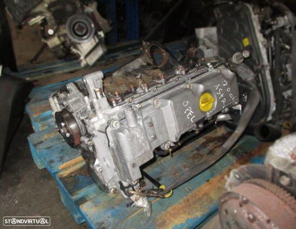 Motor para Opel Astra G 2.0 dti di (2000) X20DTL