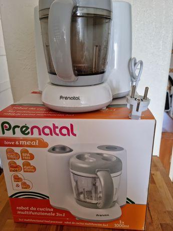 Robot cozinha sopas bebé Pre-Natal