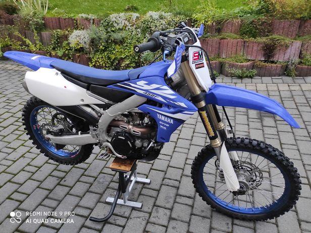 Sprzedam Yamaha YZ 450 f