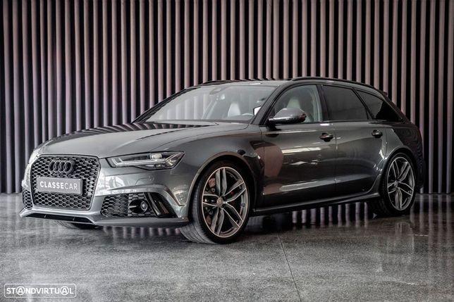 Audi RS6 A 4.0 TFSi quattro Tiptronic