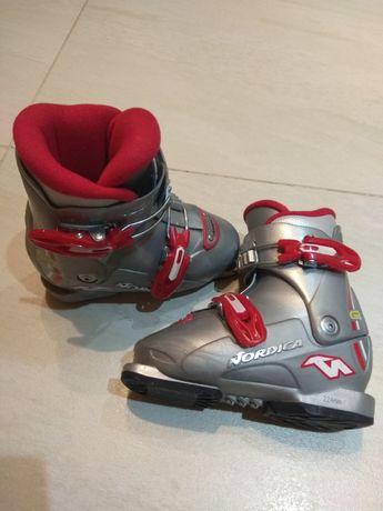 Buty narciarskie dziecięce 18,5 224mm Nordica GPT2 18.5 224mm