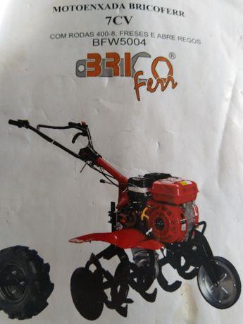 Trator Agrícola Novo BricoFerr 7CV Ref: BFW5004