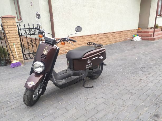 Yamaha vox скутер
